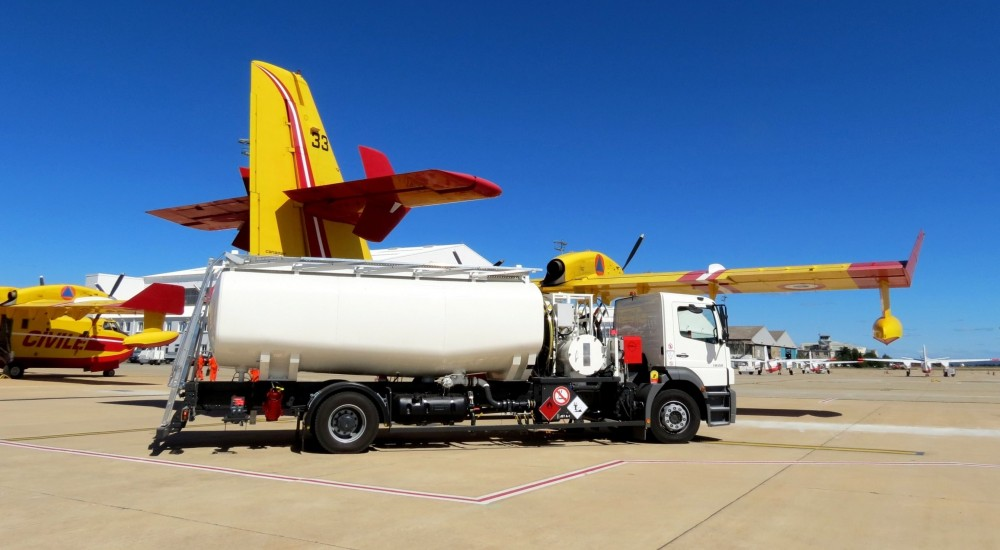 20 000L Aicraft Refueller